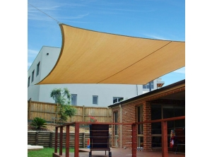 Keeping Cool with Shade Sails