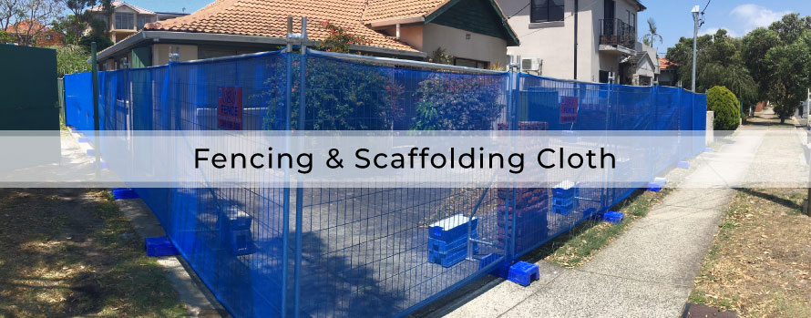 Fencing Shade Cloth | Many Colours & Weights  Fast Delivery