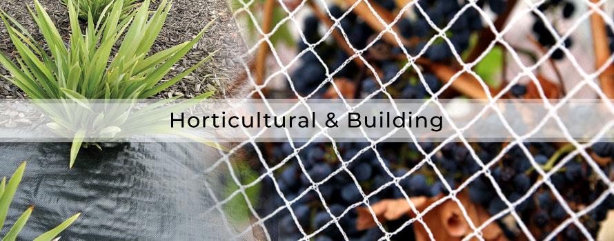 Horticultural & Building