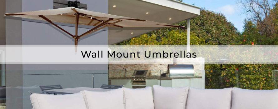 Wall Mount Umbrellas