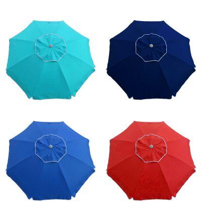 Beachkit Essential 185cm Beach Umbrella