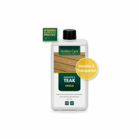 Hardwood Shield - water and dirt repellent