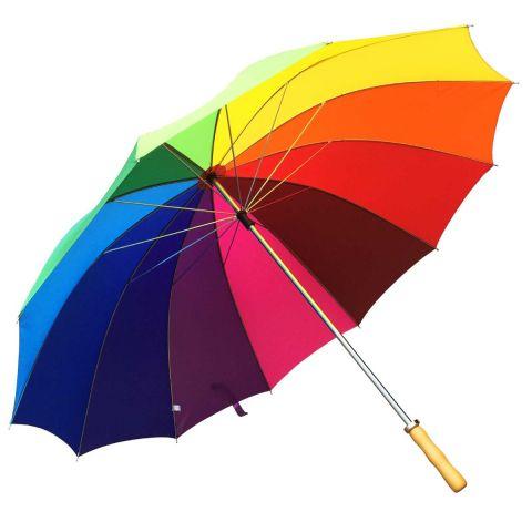 Willow Tree Rainbow Full Sized Golf Umbrella