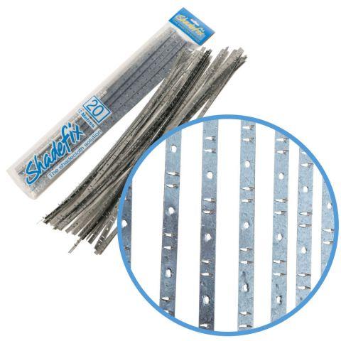 SHADEFIX Shade Cloth Fastening Strips