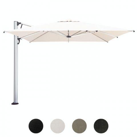 Siena Cantilever Umbrella 3m Square - Sunbrella Acrylic