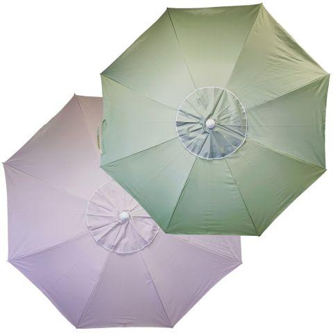 Shelta Avoca Vintage Beach Umbrella 220cm UPF50+