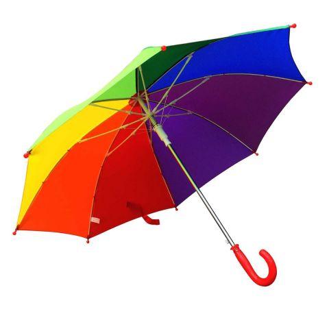 Willow Tree Childrens Rainbow Auto Rain Umbrella