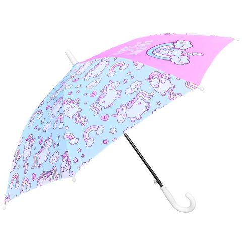 Willow Tree Childrens Pastel Unicorn Rain Umbrella
