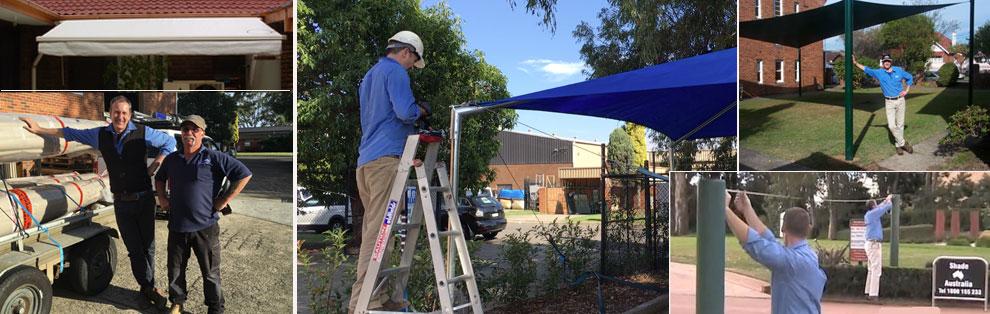 Shade Australia Installations
