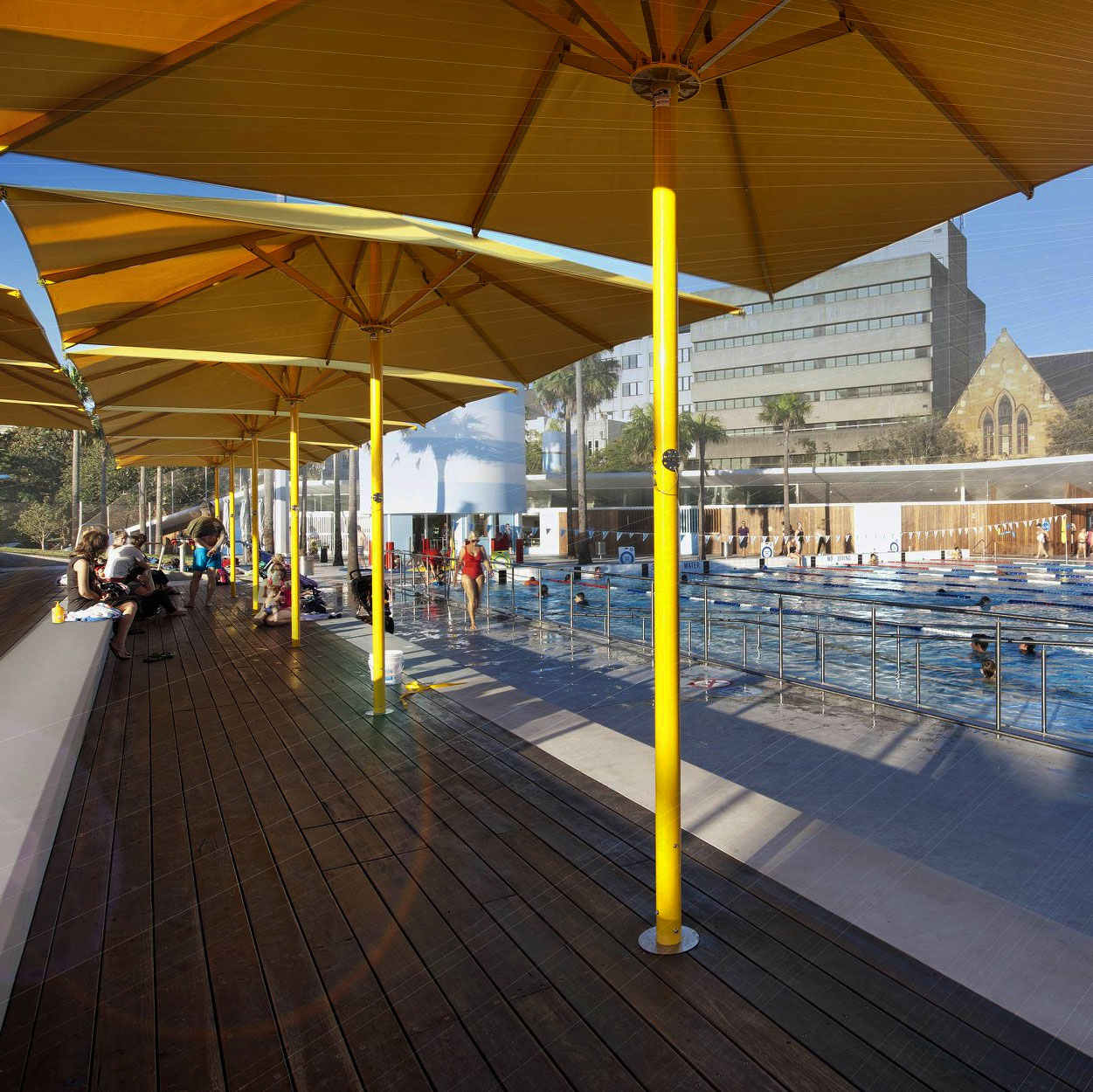 The Best Swimming Pool Umbrellas for Commercial Spaces