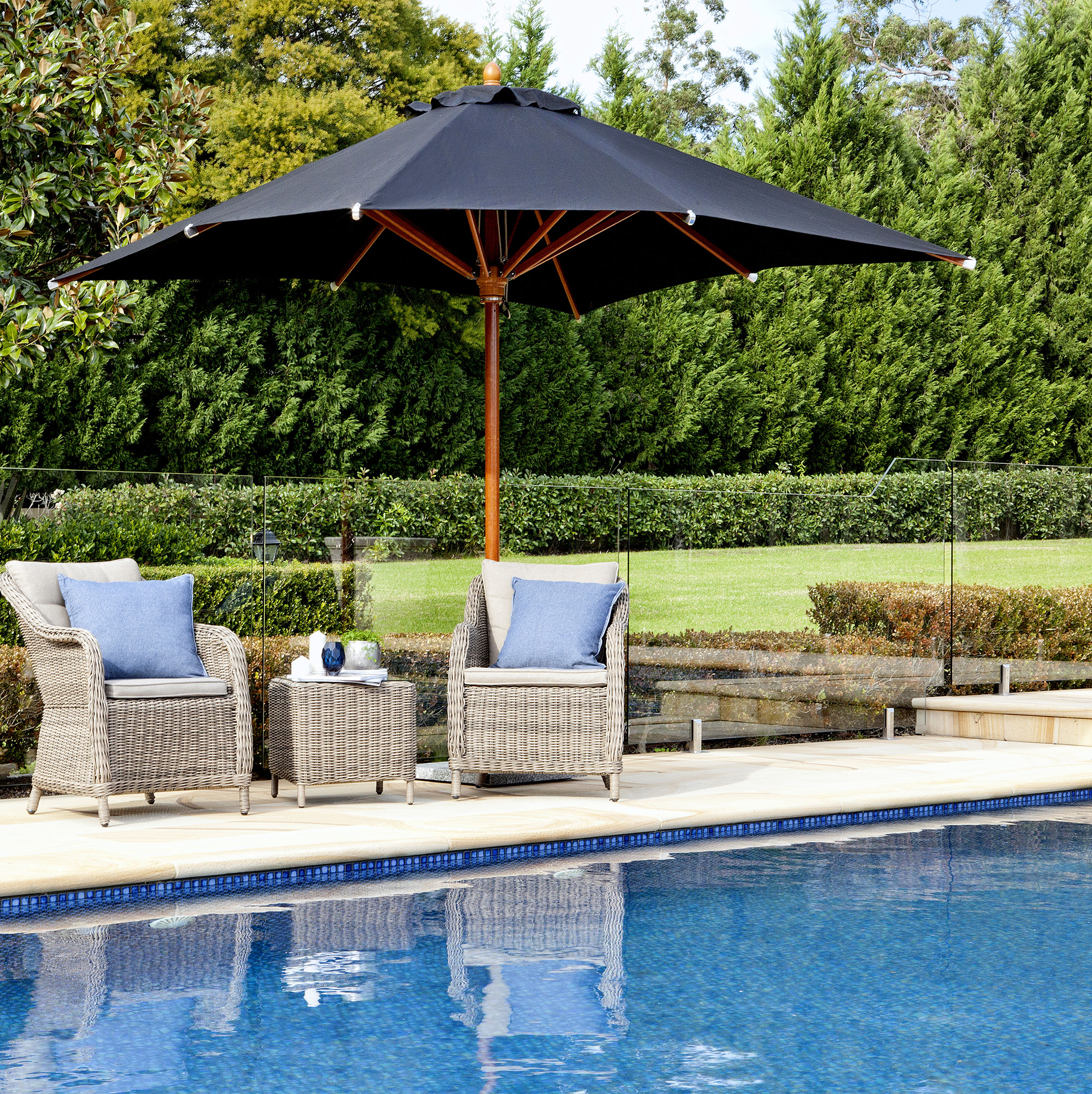 Best Offset Patio Umbrella Shade Australia