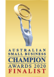 Australian Small Business Awards Finalist