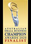Australian Small Business Awards Finalist