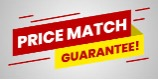 Price Match Guarantee*