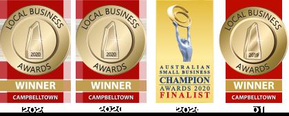 Shade Australia Local Business Awards